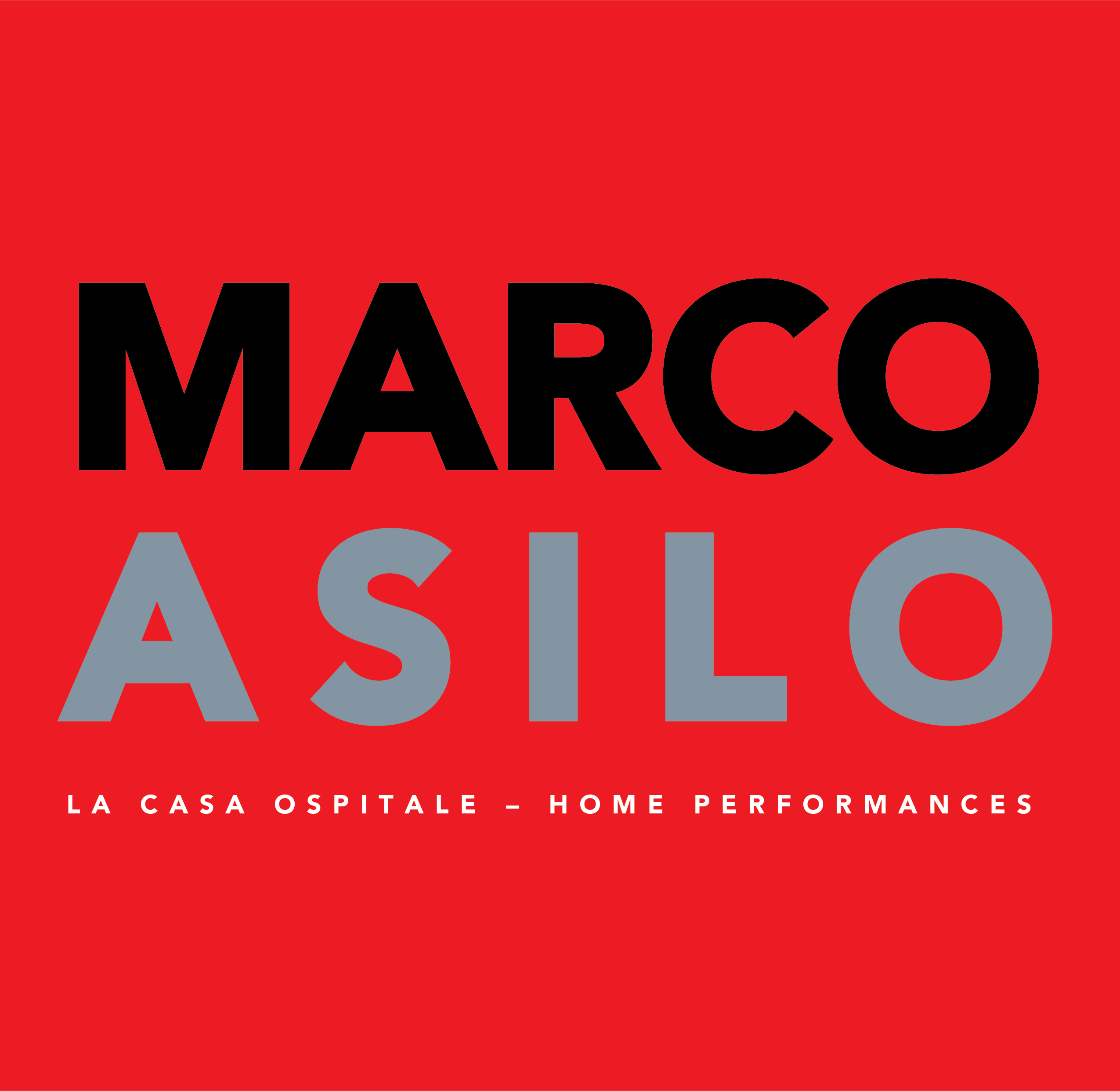 Marco Asilo: Home Performances (for the Broken Hearts)